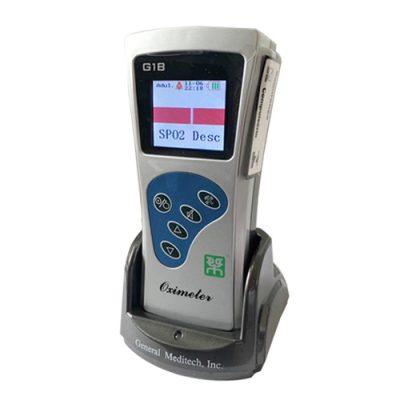 Oxímetro de Pulso – Tipo Palm Meditech G1b com 1 Sensor Adulto